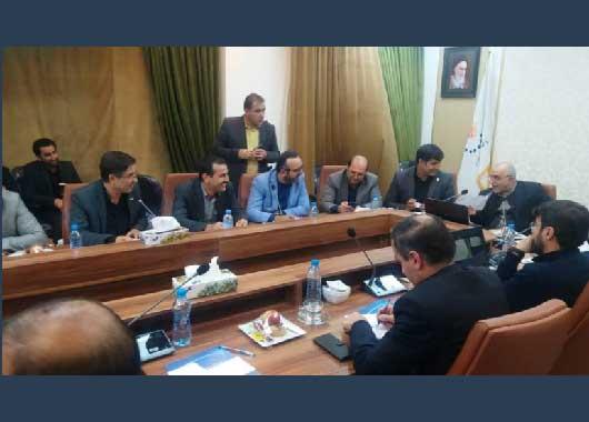 بازدید وزیر اقتصاد از پارک علم و فناوری مشهد