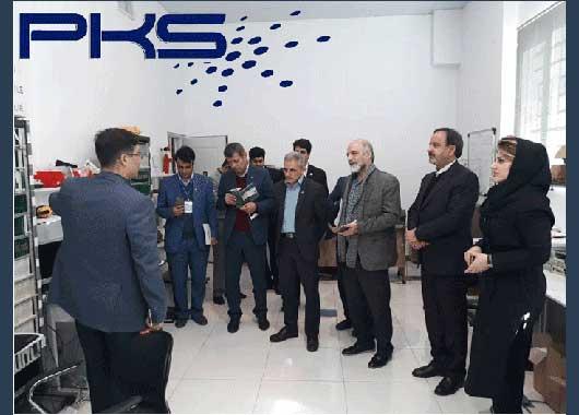 بازدید-مدیریت-پژوهش-و-فناوری-شرکت-ملی-گاز-ایران