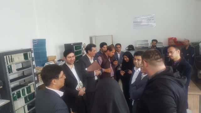 بازدید نمایندگان محترم اتاق بازرگانی مشهد،هیئت آموزش دوگانه ایران و آلمان