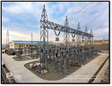 پروژه پرشین سازه خلیج فارس