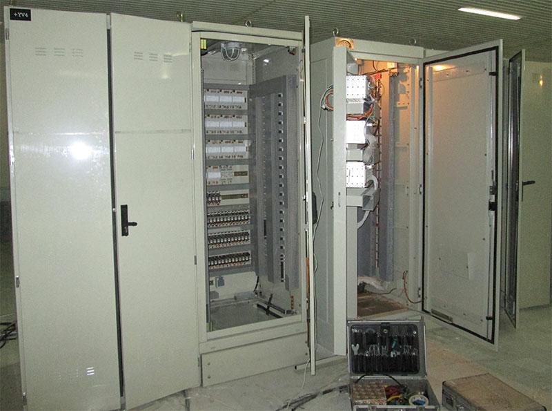 نصب و راه اندازی RTU و HVI پست جکیگور