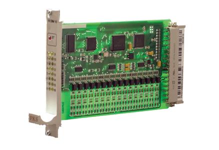 Digital Input Card (16DIM10)